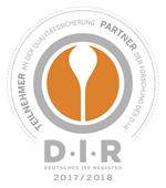 D·I·R Zertifikat